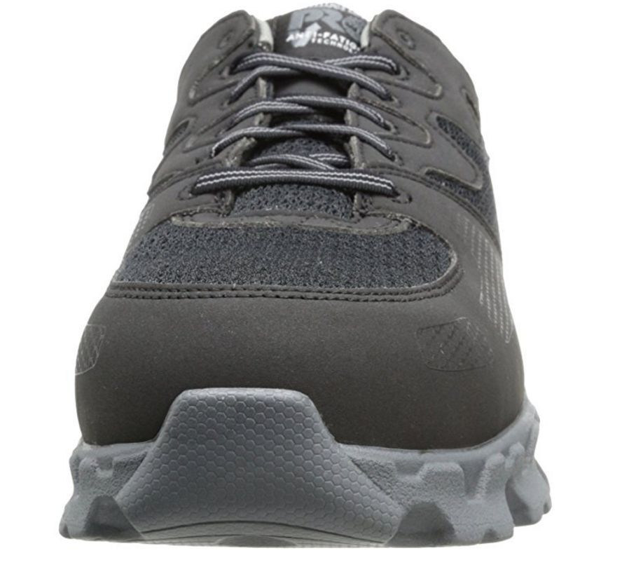 Timberland PRO Powertrain 92649 Men's Alloy Safety Toe ESD SD Work Shoes  92649