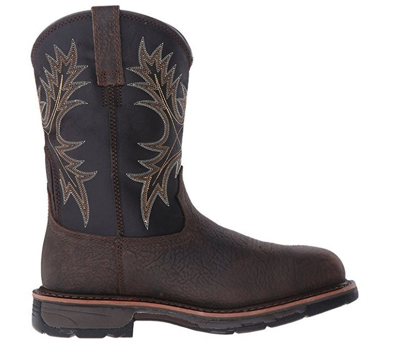 Ariat Workhog H2O Waterproof Composite Square Toe Work Boot 10017420