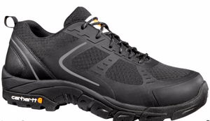 Carhartt Men's Black Lightweight Steel Toe EH Low Work Hiker CM03251