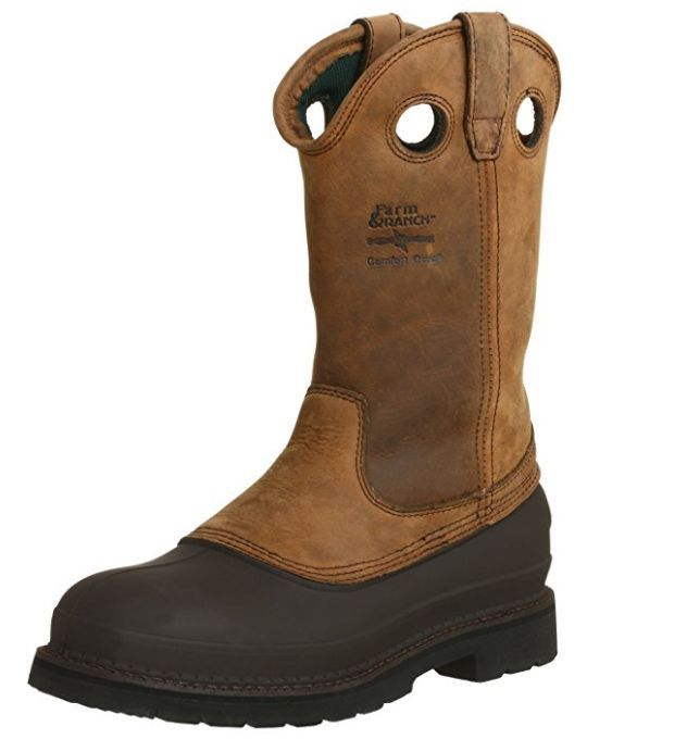 Georgia Boot Muddog Comfort Core Pull On Work Boot G5514