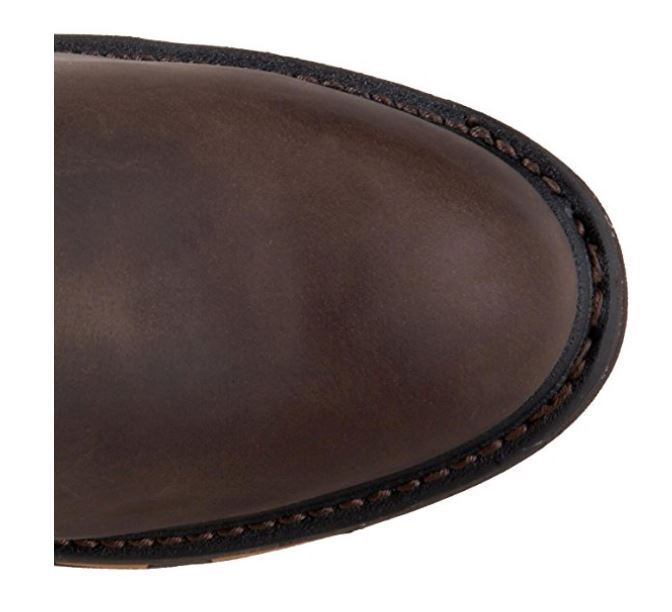 Ariat Workhog Men's Oily Distressed Brown Pull On Composite Toe WP 10001200