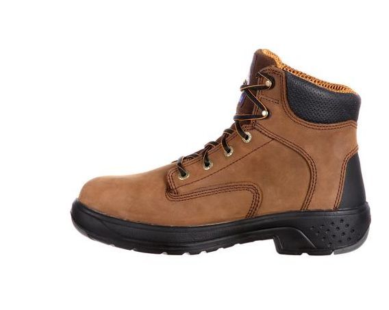"Georgia Boot Flexpoint Waterproof 6"" Work Boot Comfort Core G6544"