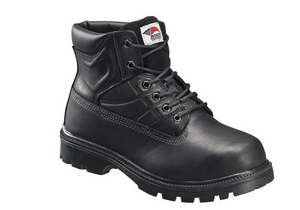 Avenger Men's Steel Toe EH Internal Met Guard High Heat Outsole Work Boot A7300
