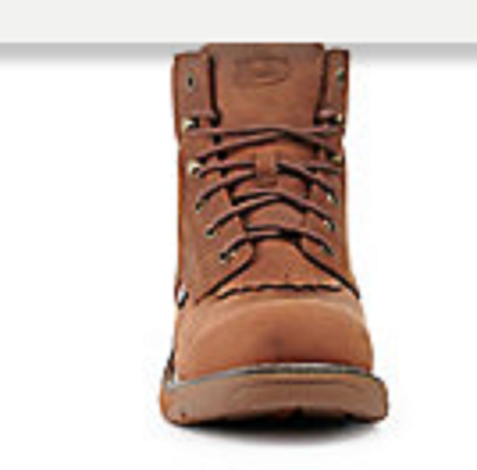 Copy of Justin Men's Stampede Rush Soft Toe EH Slip Resistant Leather Lace-Up Boot SE465