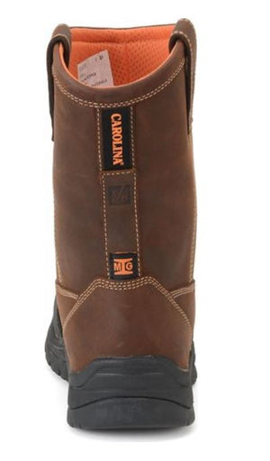 Carolina Well X Men's EH Composite Toe Metatarsal Guard Wellington Work Boot CA4582