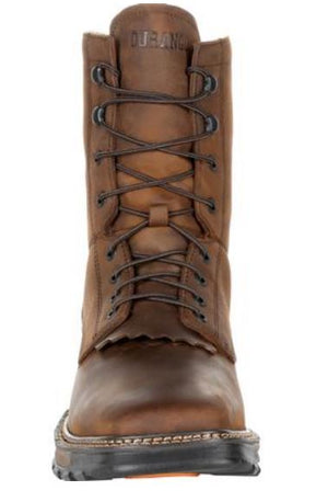 Durango Maverick Men's Brown Leather Oil/Slip Resistant WP Work Boot DDB0238