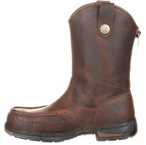 Georgia Boot Athens Electrical Hazard Oil/Slip Resistant Pull-On Boot GB00226