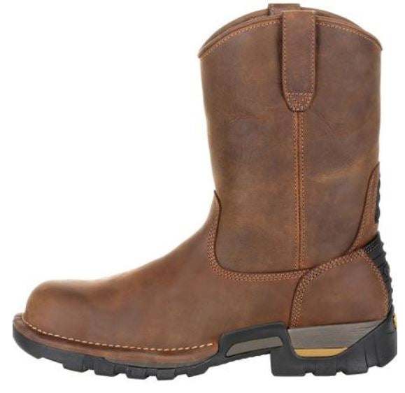 Georgia Boot Men's Eagle One Waterproof Pull-On Work Boot GB00314
