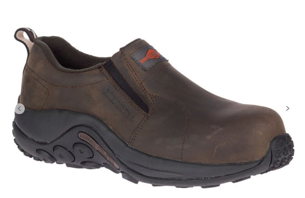 Merrell Women's Composite Toe Electrical Hazard Slip-On Work Shoe J099304