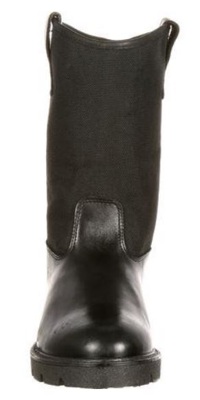 Rocky Warden Men's Pull- On Wellington Public Service Boot FQ0006300