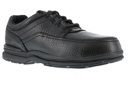Rockport Works Men's Steel Toe Static Dissipative Work Shoe RK6761