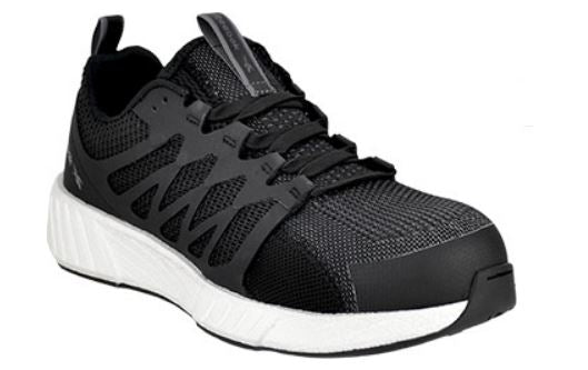 Reebok Men's Fusion Flexweave Composite Toe Electrical Hazard Slip Resistant Work Shoe RB4311