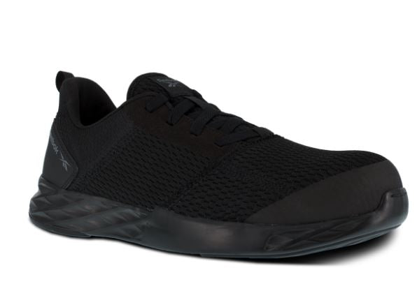 Reebok Men's Astroride  Strike Composite Toe Electrical Hazard Slip Resistant Work Shoe RB4672