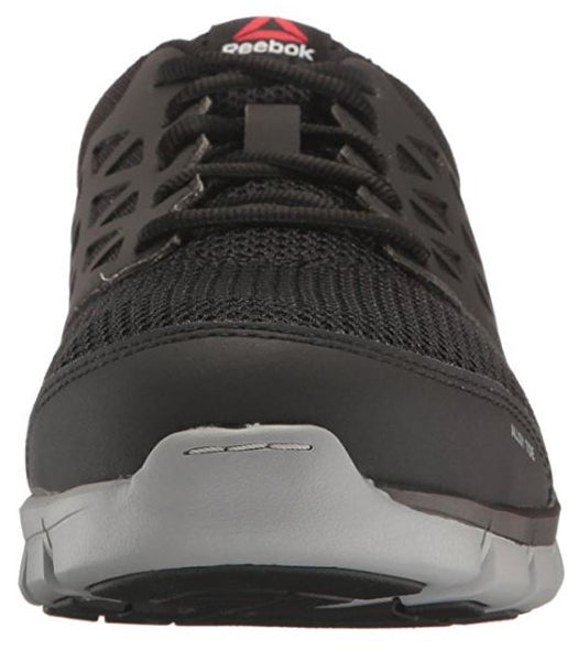 2bf98fe38169 ... Reebok Sublite Men s Alloy Toe EH Slip Resistant Cushioned Work Shoe  RB4041 ...