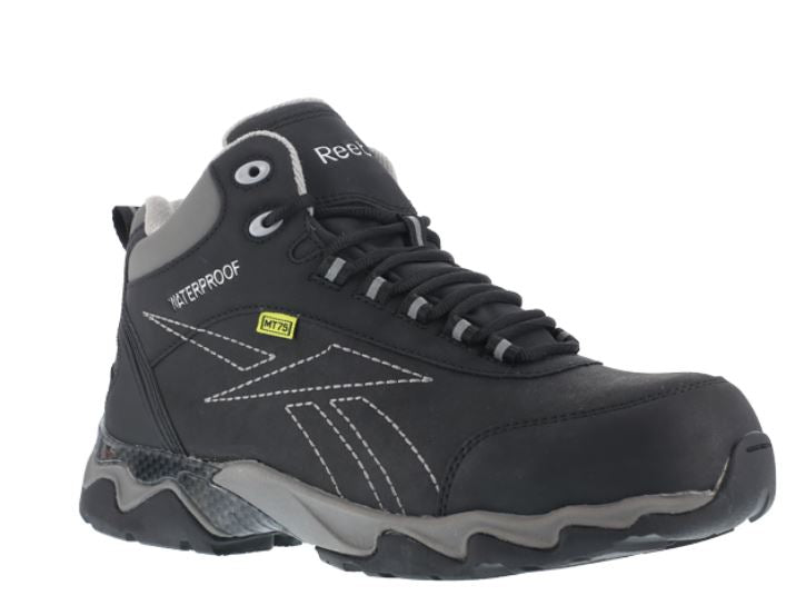 Reebok Women's MET Guard Composite Toe Electrical Hazard Water proof Work Boot RB167