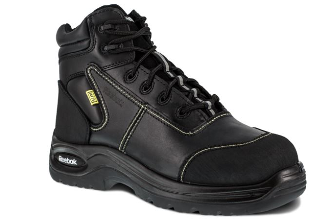 Reebok Women's MET Guard Composite Toe Electrical Hazard Work Boot RB655