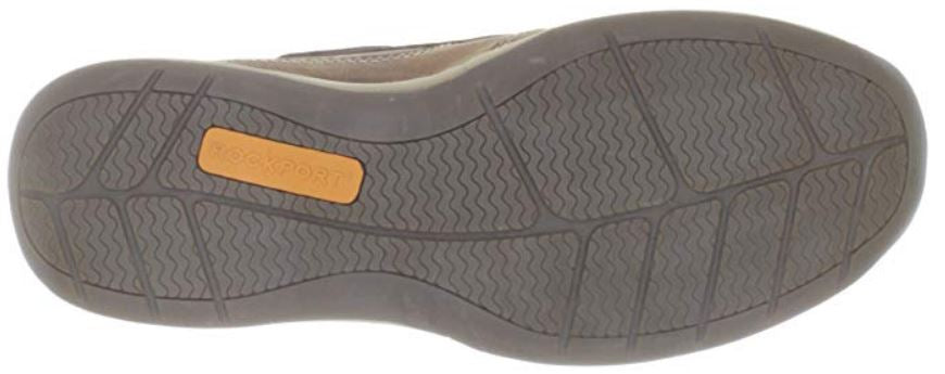 Rockport Works Men's Steel Toe Electrical Hazard Slip Resistant Work Shoe RK6736