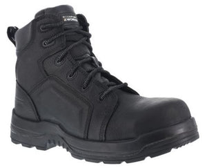 Rockport Works Women's Composite Toe Electrical Hazard Waterproof Work Boot RK635