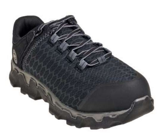 Timberland-PRO Powertrain Women's Alloy Safety Toe Static Dissipative Work Shoes TB0A1B7F
