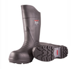 Tingley Flite Black Rubber Composite Toe Slip Resistant Chemical Resistant Boot 27251