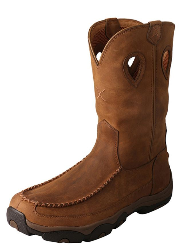 Twisted X Men's Composite Toe Waterproof Pull-On Work Boot MHKBCW1