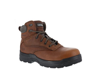 Rockport Works Men's Composite Toe Electrical Hazard Waterproof Work Boot RK6628