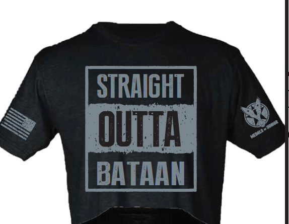 STRAIGHT OUTTA BATAAN SHIRT