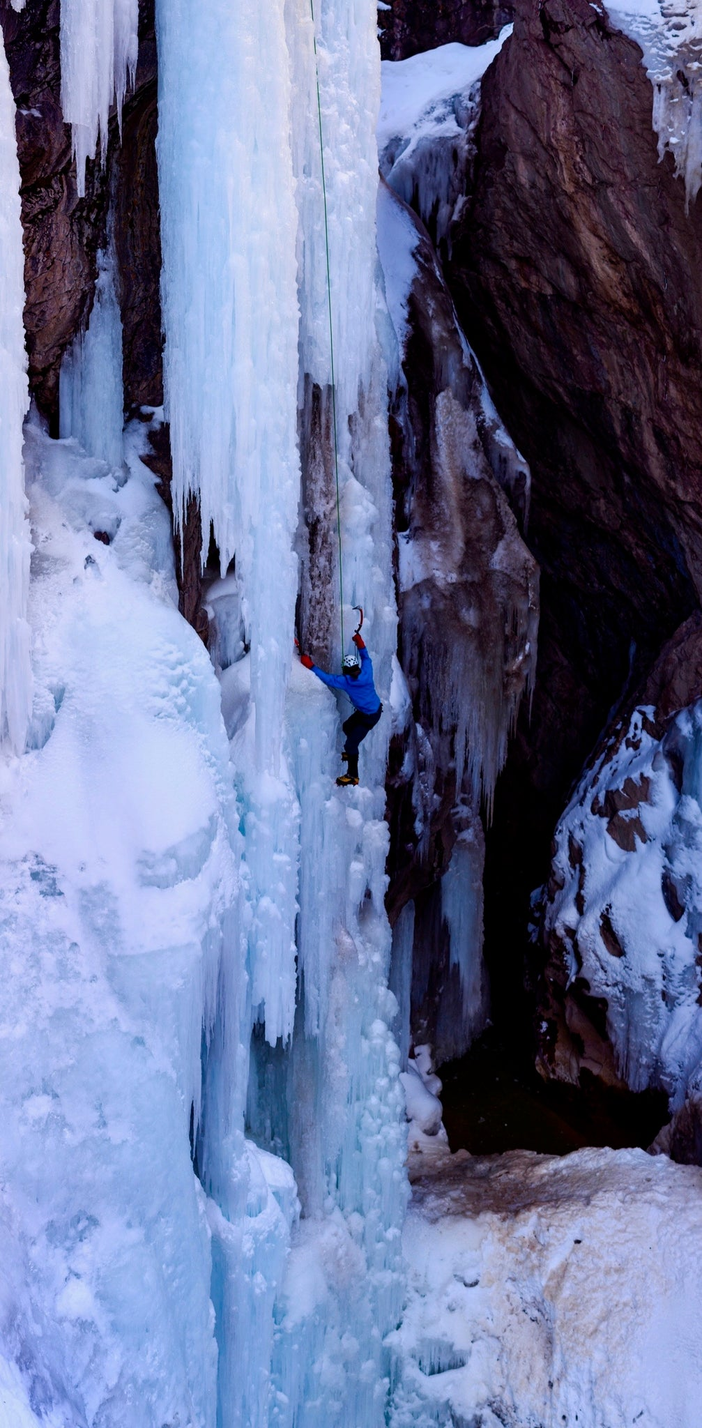 Monday by Mateo: The Ouray Ice Festival