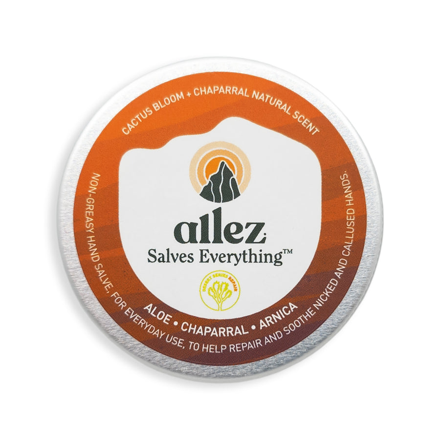 Allez Salves Everything - REPAIR with Chaparral - Arnica - Aloe - Radish Root - 1.5 oz
