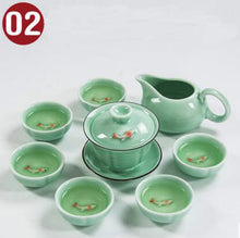 6 PCS Tea Ceremony Set for Chinese Wedding Tradition