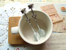 50 PCS Wedding Spoons Gift Favor Set for Tea or Coffee
