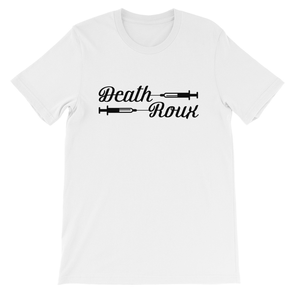Black Death Roux Logo Tee