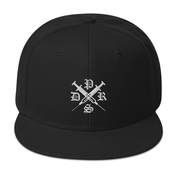 Death Roux X Plug Skateboards Limited Edition Snapback