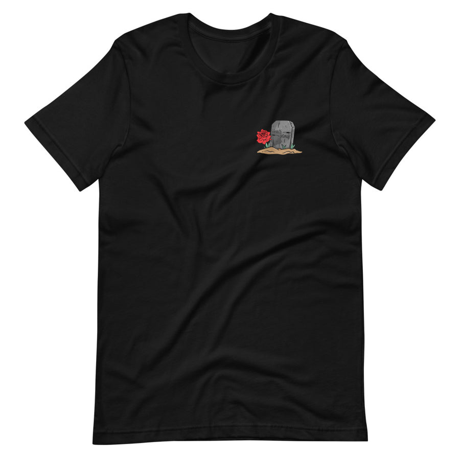 Roses In The Dirt Tee