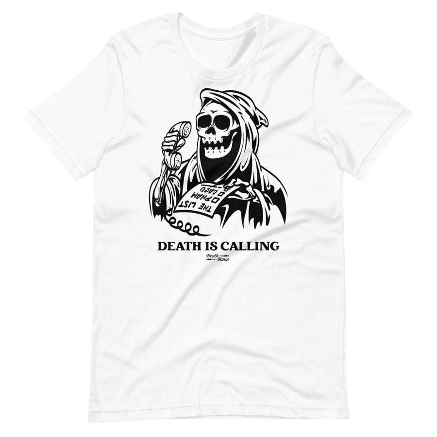 Death Is Calling Tee