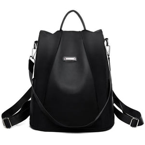 Anti-theft Women Waterproof Backpack (Free Shipping) - PicksByJP Offers Free Shipping - Yes Free Shipping.