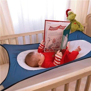 Baby Crib Hammock - PicksByJP Offers Free Shipping - Yes Free Shipping.