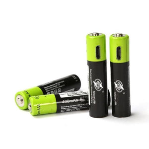 ECO FRIENDLY USB BATTERIES - PicksByJP Offers Free Shipping - Yes Free Shipping.