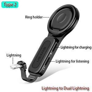 4 in 1 Lightning Adapter - PicksByJP Offers Free Shipping - Yes Free Shipping.