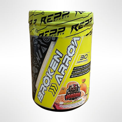 Repp Sports Broken Arrow Elite Pre-Workout - 6 Flavors - 30 Servings