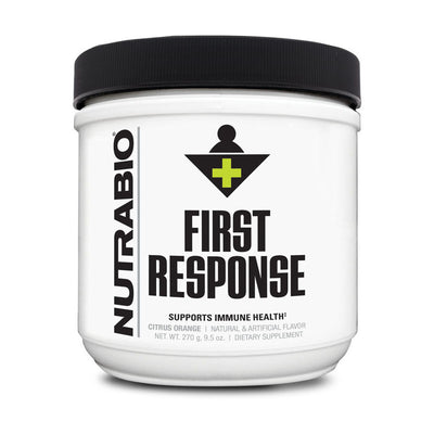 NUTRABIO - FIRST RESPONSE 60servings - Supports Immune Health