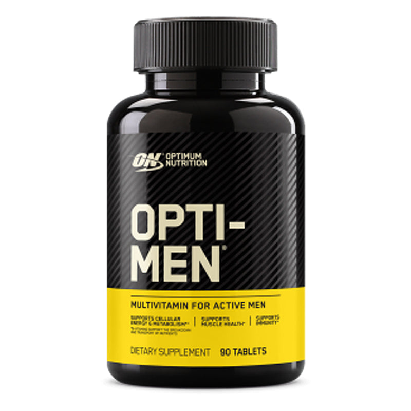 Optimum Nutrition OPTI-MEN - 90caps. Supports Cellular Energy & Metabolism