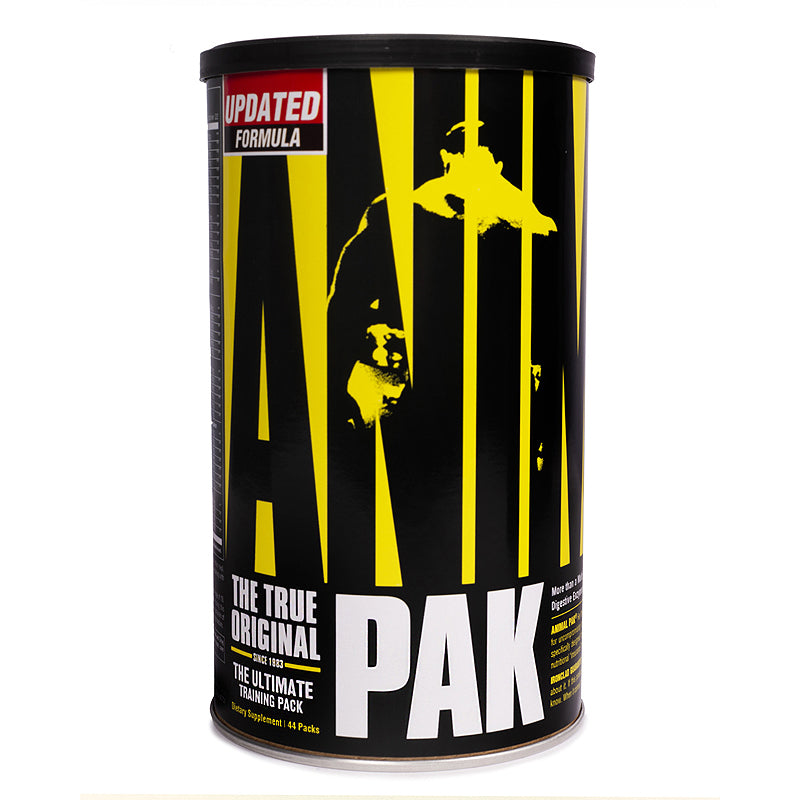 Universal - ANIMAL PAK - 44packs. The Ultimate Training Pack