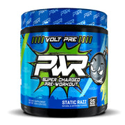 PWR LABS - VOLT PRE-WORKOUT Supercharged Pre-Workout -- 25 Servings
