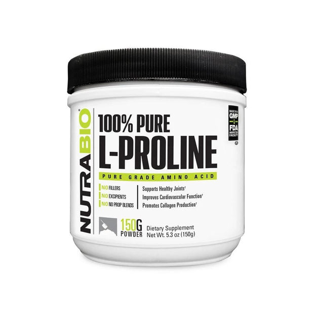 Nutrabio Proline Powder - 150 Grams