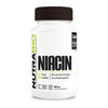 Nutrabio Niacin (500mg) - 120 Vegetable Capsules