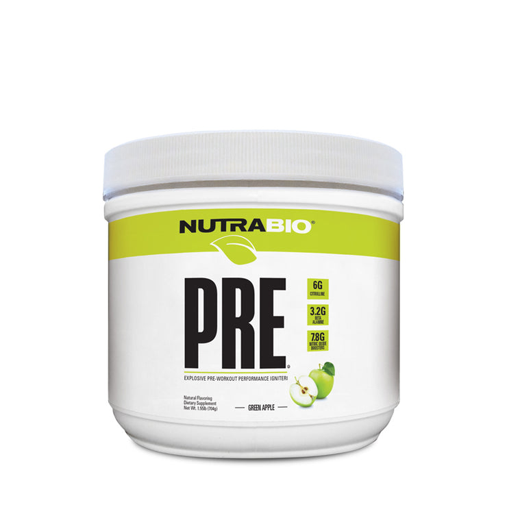 PRE Workout V5 Natural