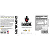 Nutrabio IMMUNE - 90 Vegetable Capsules Supports Immune Health