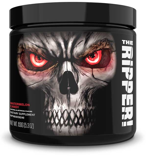 JNX Sports THE RIPPER! Burn Fat and Help Control Food Cravings -- 30servings