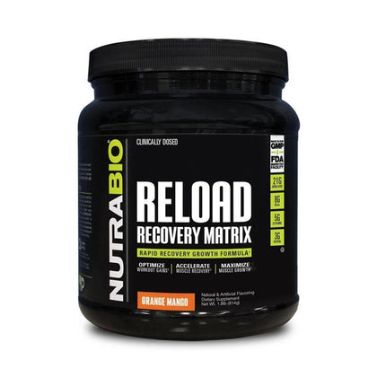 Nutrabio Reload - 30 Servings